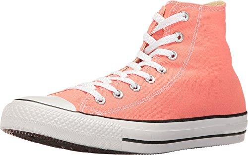 (Converse Chuck Taylor All Star Seasonal Colors High Top Shoe Sunblush Men's)