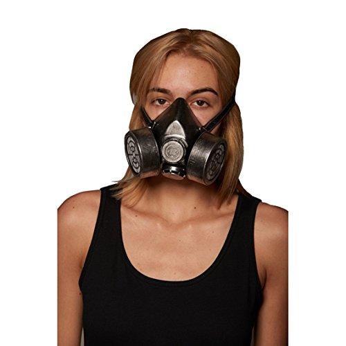 KII Retro Steampunk Gas Mask -