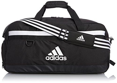 adidas Sporttasche Tiro, Black/White, 49 x 24 x 24 cm, 32 Liter, S30245