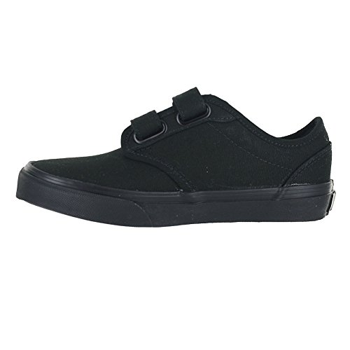 Atwood Top Low Sneakers Black Boys' Yt All Vans xf6qET7Awn