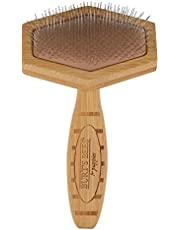 Burt's Bees for Dogs Grooming Tools | Best Ergonomic Dog Brushes To Reduce Shedding | Reduces Stress On your Wrist