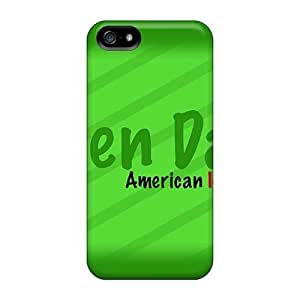 Excellent Hard Phone Cases For iphone 6 plus With Support Your Personal Customized Vivid Green Day Image SherriFakhry WANGJING JINDA