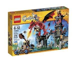 [해외] LEGO (레고) CASTLE DRAGON MOUNTAIN - 70403 블럭 장난감 (병행수입)