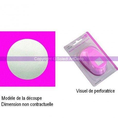 motivo cerchio Dimensione 3,2/cm Perforatrice