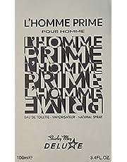 Shirley May Deluxe L'Homme Prime For Men, Eau de Toilette - 100 ml, 2725619019080