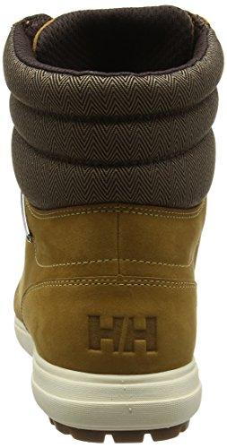 Helly Hansen A.s.t 2, Stivali da Escursionismo Uomo Beige (New Wheat/Coffe Bean)