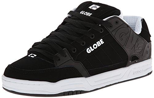 Globe Männer Tilt Skateboard Schuh Schwarz-Weiss
