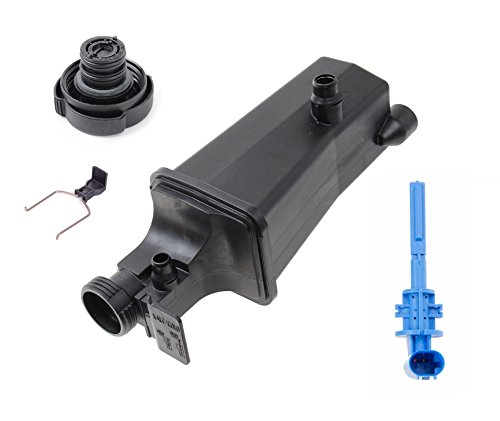 Bmw 325 (Coolant Recovery Reservoir Expansion Tank with Cap with Sensor for BMW X3 X5 E46 323 325 328 330)