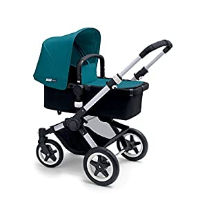 Bugaboo-Buffalo-Tailored-Fabric-Set-Petrol-Blue
