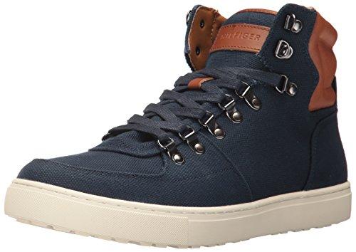 Tommy Hilfiger Menns Macomb Sneaker Navy