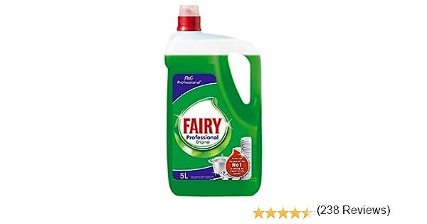 Fairy Jabón Lavavajillas - 5350 gr: Amazon.es: Industria, empresas ...