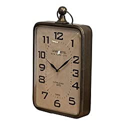 VIP Grand Hotel Wall Clock 16
