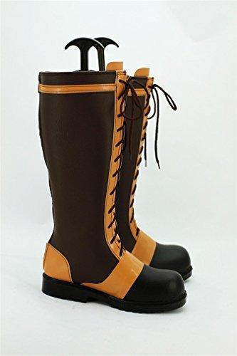 Bromeo Black Butler Kuroshitsuji Ciel Cosplay Chaussure Bottes Boots