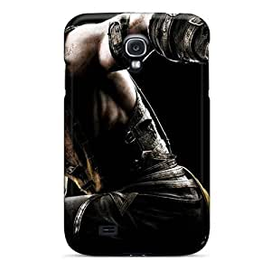 RichardBingley Samsung Galaxy S4 Scratch Protection Phone Case Provide Private Custom Realistic Breaking Benjamin Series [GVv13561SBnm]