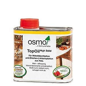 Osmo 3058 Top Oil 0,5 litri – Trasparente opaco 12 spesavip