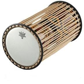 Remo TD-0818-18 Ejin 8'' x 18'' Talking Drum by Remo