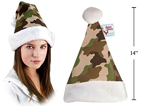 Christmas Novelty Hats (Santa Christmas 15