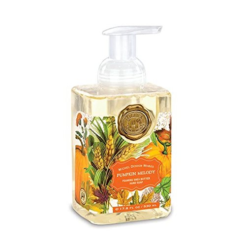 Halloween Soap - Michel Design Works Scented Foaming Hand Soap, Pumpkin Melody