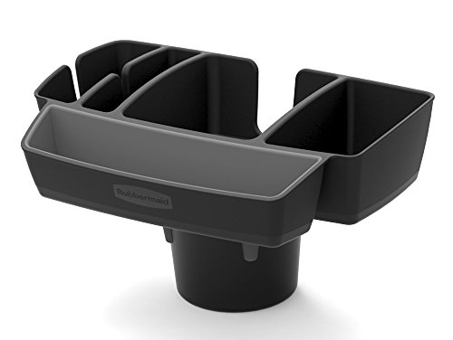 Rubbermaid Mobile Organization 3315-20 Mobile Deluxe Cup Holder Organizer