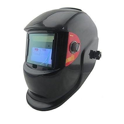 Negro strikeforce oscurecimiento automático Solar shading MIG/TIG soldadura al arco DIGITALJIMS cascos máscara para