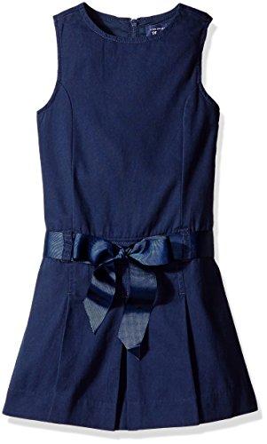 The Children's Place Big Girls Belted Uniform Jumper, Tid...