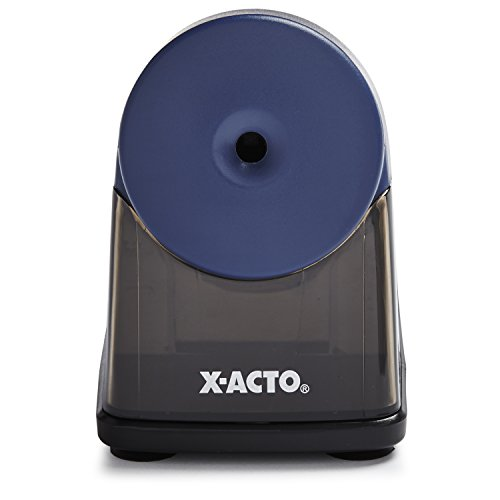 X-ACTO Powerhouse Electric Pencil Sharpener, Navy Blue Photo #6