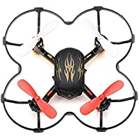 Owill GW008 Mini Multifunctional 2.4G 6 Axis RC Quadcopter Anti Locking Aircraft (Black)