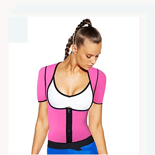 Sweat Shaper Perdita Maniche Top Donna Da Sauna Neoprene Cami Con Vest Suit Allenamento Dimagrimento Body Di Zhangzhiyua Peso Hot C Spa Yv0T1xwY