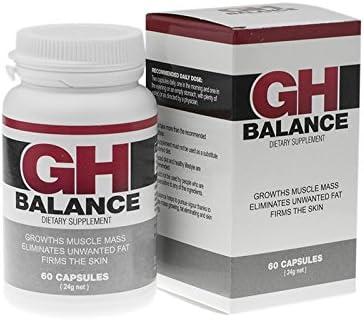 ✅GH BALANCE - Schneller Muskelaufbau, beseitigt Bauchfett, hautstraffend, verjüngt, erwecke die Begierde der Frauen...