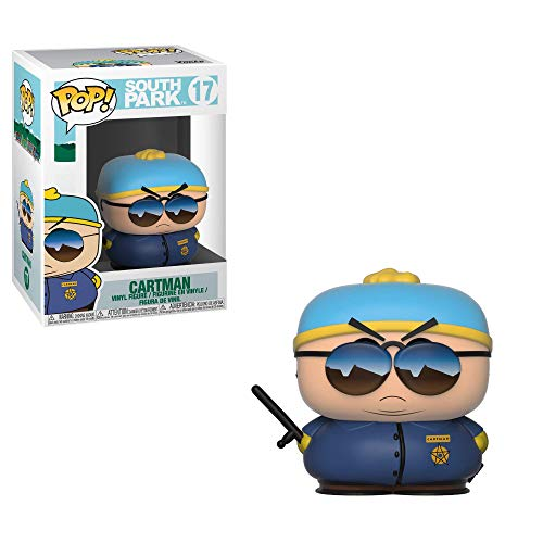 Pop! South Park - Figura de Vinilo Cartman