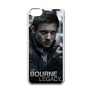 The Bourne Ultimatum iPhone 5c Cell Phone Case White K3958019