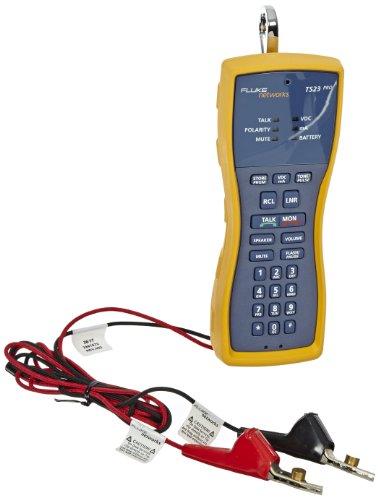 Fluke Networks TS23 Telephone Test