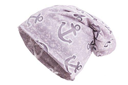 caído gris únicos Varios Gorro Shenky Ancla estilos 67c805qqw
