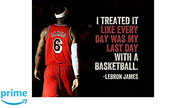 ad6892555dc06 Amazon.com: LeBron James Quotes-
