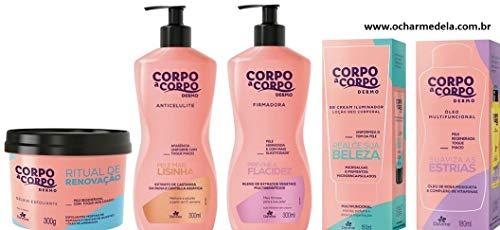 Kit Corpo a Corpo Davene Com 5 produtos