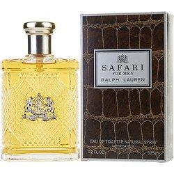 (Safari By Ralph Lauren 4.2 oz Eau De Toilette Spray for Men)