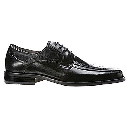 Stacy Adams Mens Corrado, Black, 11 Wide (23274-001)