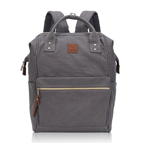 hynes-eagle-unisex-casual-canvas-backpack-for-traveling-school-rucksack-backpack-for-men-women-grey