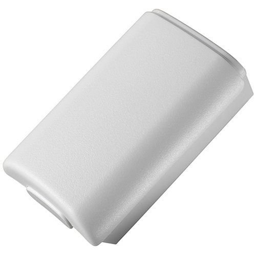 Xbox 360 controller white battery pack