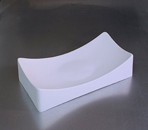 - 11 X 5.5 Inch Rectangle Slump/sushi Dish Mold for Glass Retails for $45 Gm19