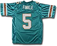 Ray Finkle #5 Football Jersey Ace Ventura Embroidered Name Number S-6XL