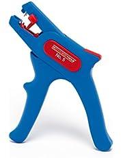 WEICON 51000005 No. No. 5 Wire Stripper No. 5, Blue/red