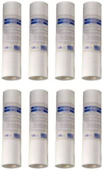 8 x 10 sedimiento filtro de polipropileno 5 micras purificador de ...