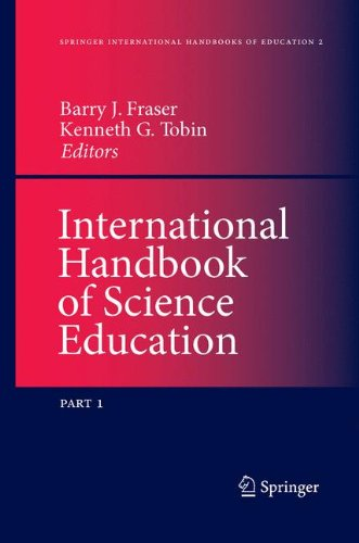 International Handbook of Science Education: book 1 & 2(Springer International Handbooks of Education)