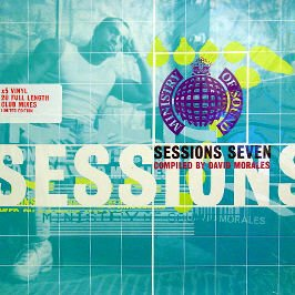 Ministry of Sound: Sessions 7 [Vinilo]