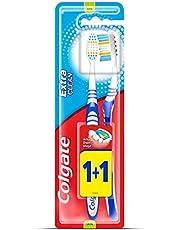 Colgate Extra Clean Diş Fırçası Orta 1+1 1 Paket