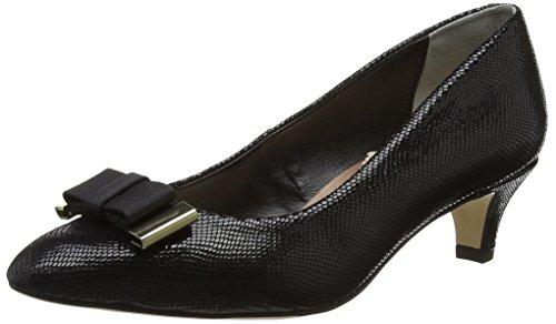 Van Dal Baxter - Tacones Mujer Black (black Reptile)