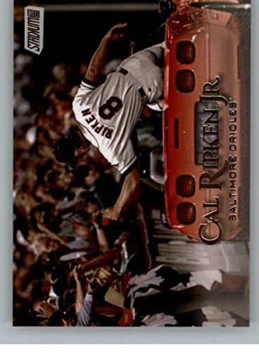 - 2019 Topps Stadium Club #26 Cal Ripken Jr. Baltimore Orioles Baseball Card