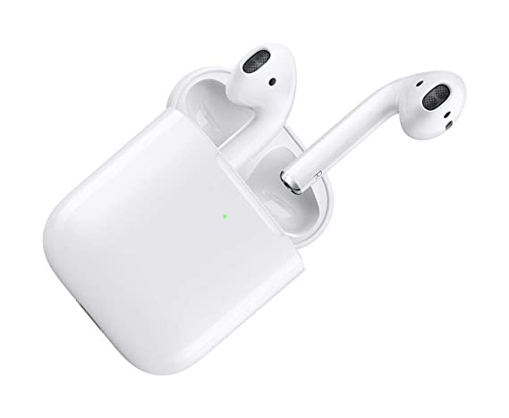 df29f4abd71 Apple AirPods with Wireless Charging Case: Amazon.in: Amazon.in