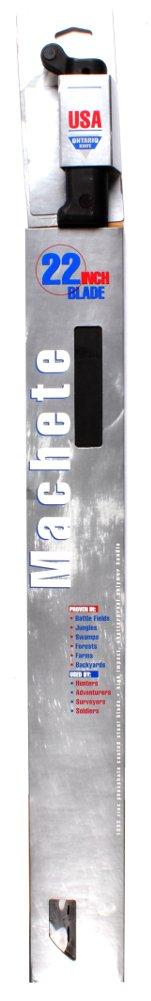Ontario Knife Company CT5 22'' Machete - Retail Package